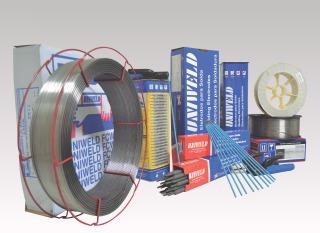 eletrodo revestimento duro dur 600 4,00mm | uniweld |emb 1kg