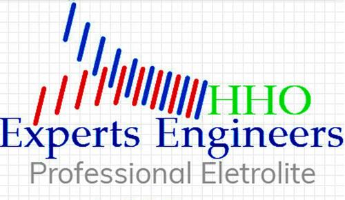 eletrólito geração de hidrogênio 4 frascos