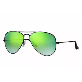 141f59cf45c82 Ray Ban Top Aviador Verde Espelhado Gradiente Degrade Origin