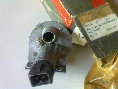 eletroválvula de ar original fiat para uno 1.4ie turbo