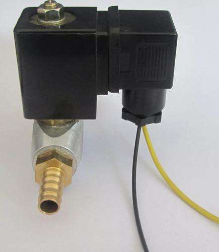 eletrovalvula diesel corta combustivel alarme segurança