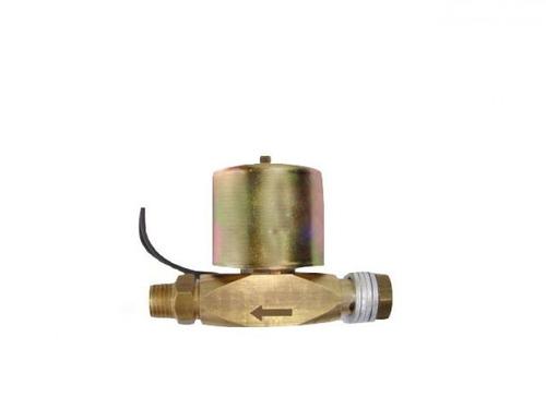 eletrovalvula, válvula solenóide bloqueio combustível diesel