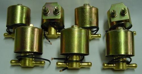eletrovalvula, válvula solenóide corta comb. gasolina/álcool