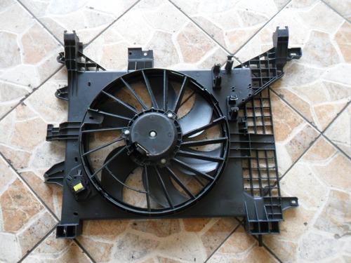 eletroventilador para radiador da linha renault  8200538452