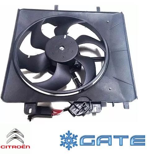 eletroventilador radiador gmv citroen c3 03 à 08 com módulo