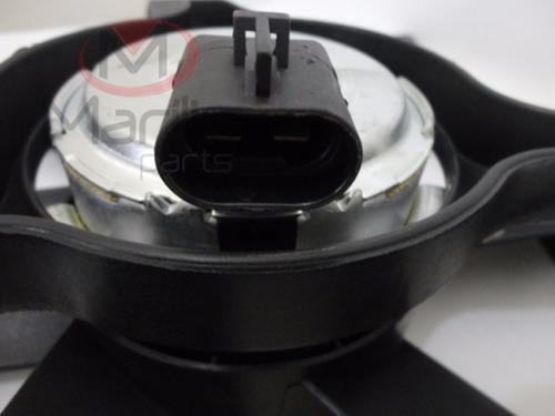 eletroventilador radiador gmv corsa e classic - com ar
