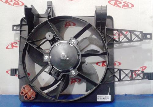 eletroventilador ventoinha palio 1.8/ idea 1.4