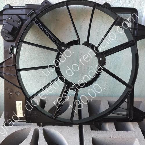 eletroventildor e ventilador