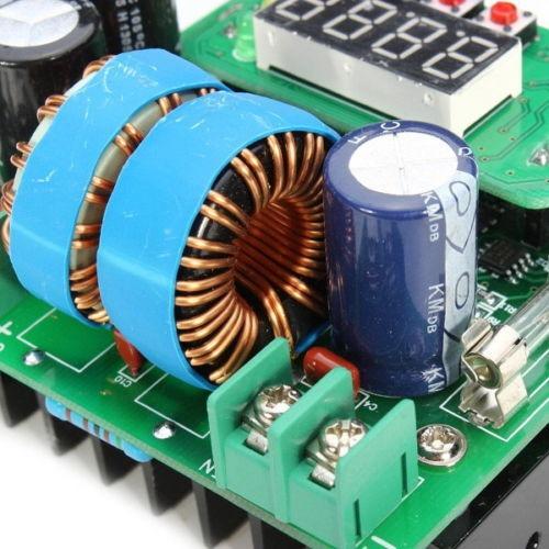 elevador 800w convertidor de voltaje dc dc digital hasta 80v