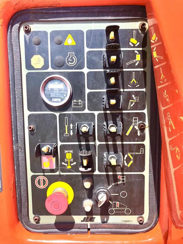 elevador articulado jlg e400jpn mod 2008 como nuevo