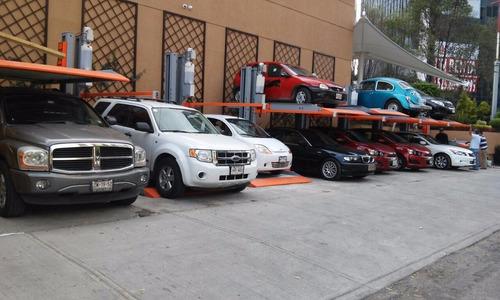 elevador cochera garaje estacionamiento parking lift