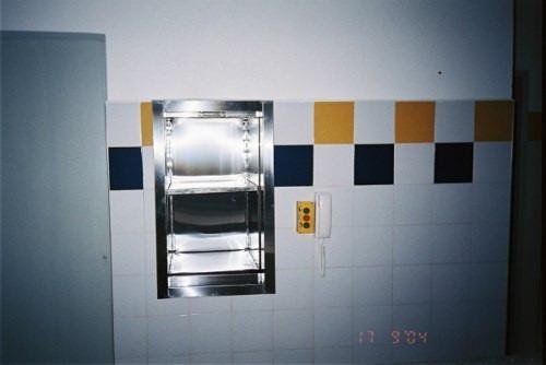 elevador de carga fotos reales