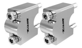 Elevador de manillar y cambio de manillar Elevador-de-manubrio-wirtz-eleva-25mm-tornado-falcon-enduro-D_NQ_NP_897638-MLA31023262482_062019-Q
