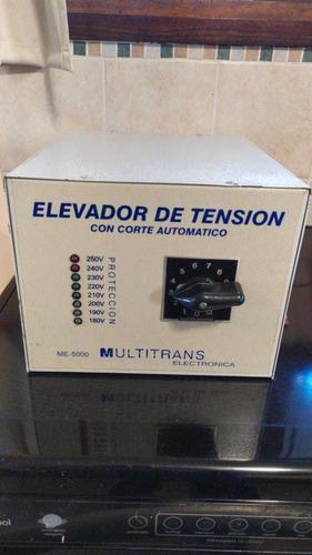 elevador de tension 5kv
