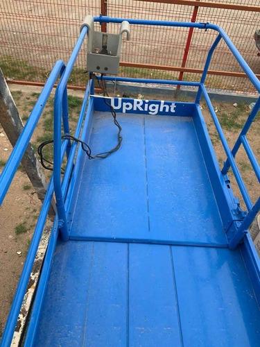elevador de tijera uprigth
