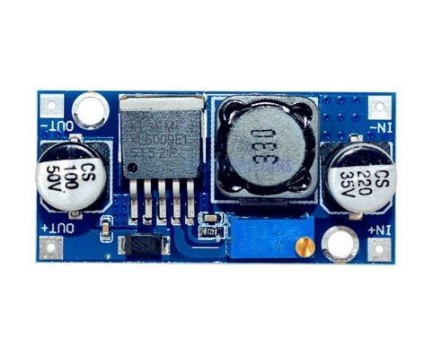 elevador de voltage  xl6009 dc-dc ajustable step-up