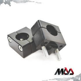 Elevador Mda Estándar Para 28,6 Mm Negro/aluminio