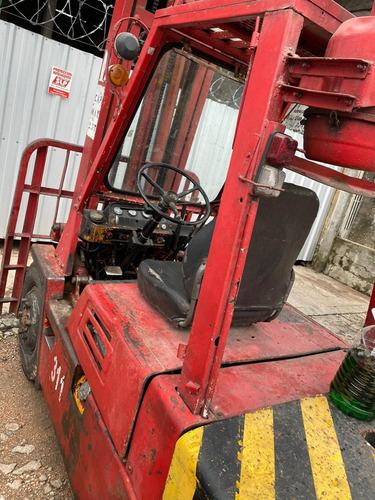 elevador motor isuzu diesel