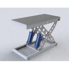 Elevador Pneumático 700 Kg - Apenas Projeto Envio Por Email