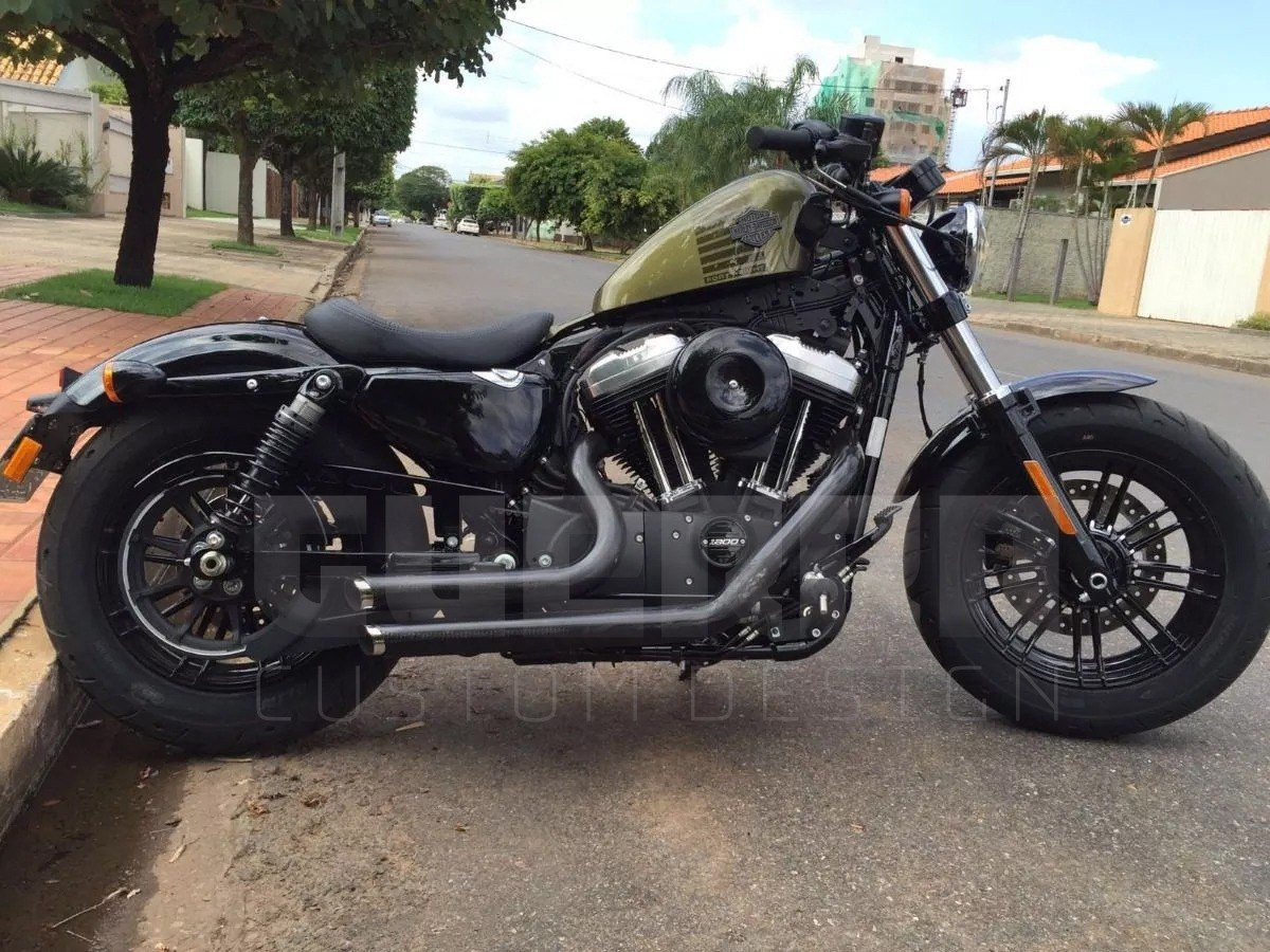 Elevador Tanque Tank Lift - Harley Sportster 883/1200/forty