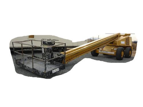 elevador telescopico 90' (27 mts) altura, grove, diesel 4x4