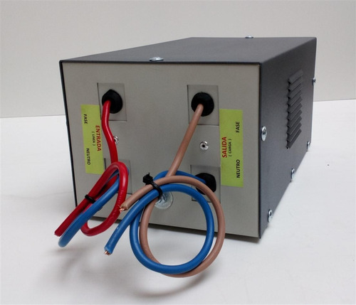 elevador tension automatico  6kva kw casa fabrica oferta