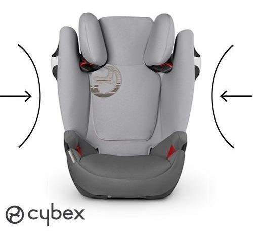 elevadora booster cybex solution m s l 15-36 kgs
