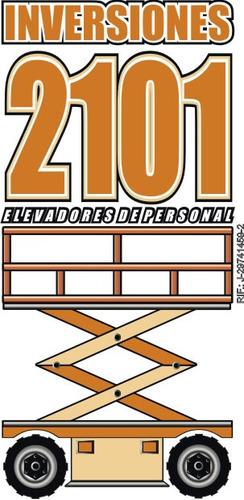 elevadores de personal - alquiler de manlift