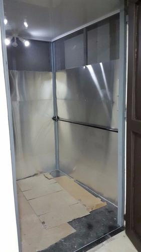 elevadores para ley 7600, ascensores