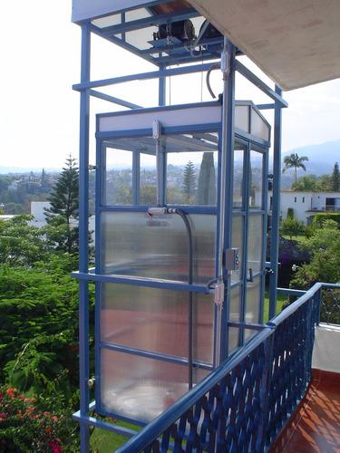 elevadores residenciales