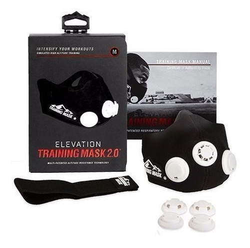 elevation training mask 2.0  2018 talla s m l