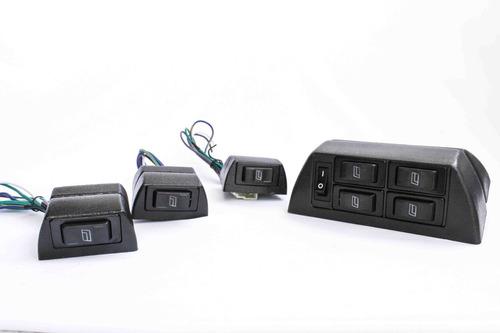 elevavidrios eléctricos 4 vidrios marca spy garantía 12meses