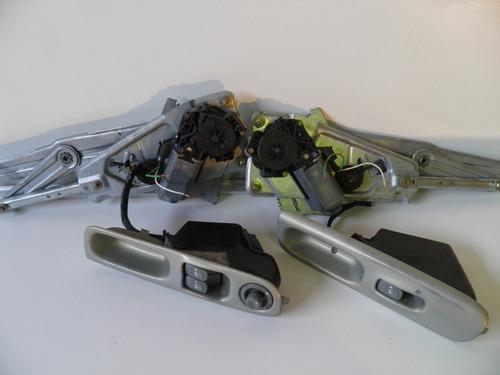 elevavidrios electricos kit completo  de renault twingo,