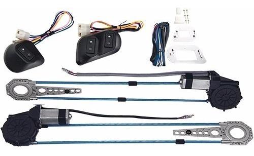 elevavidrios electricos nemesis kit 2 puertas garantia 1 año