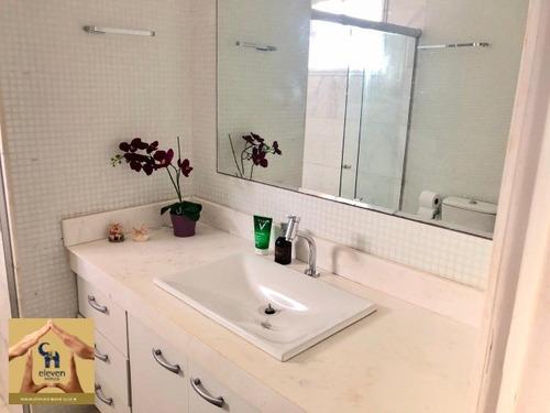 eleven imoveis, linda casa em condomínio, em itapuã 3 suítes. - tba163 - 4469836