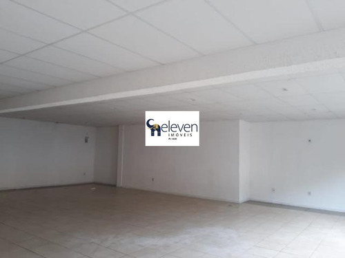 eleven imoveis, sala para locação com 240 m². - sa00072 - 32630545