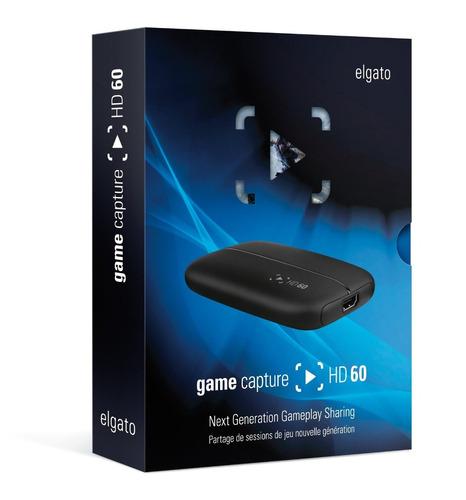 elgato captura juegos de playstation 4 en hd60 enviogratis