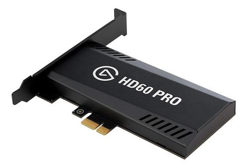 elgato hd60 pro pcie hdmi 60fps1080 capturadora video stream
