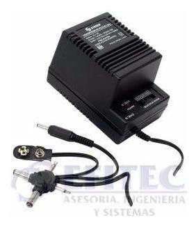 eli-100 steren eliminador c/adap de 4 conectores