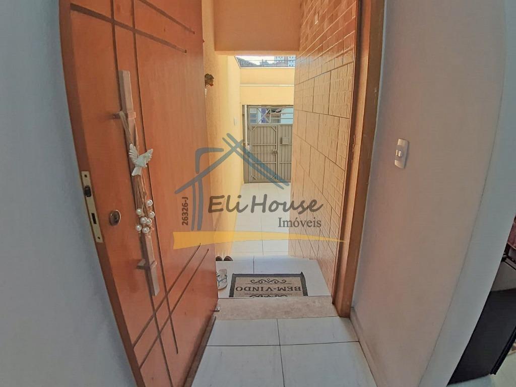 eli house imóveis - 26326-j   sobrado 183 m² - centro de são bernardo do campo/sp - ca00135 - 34149931