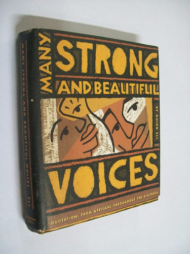 eli quinn many strong and beautiful voices african quotation