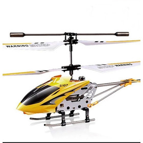 Elicoptero  Controle Remoto  Anti-colisão Anti-gota Equipado