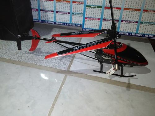 elicòptero para colecciòn no funciona