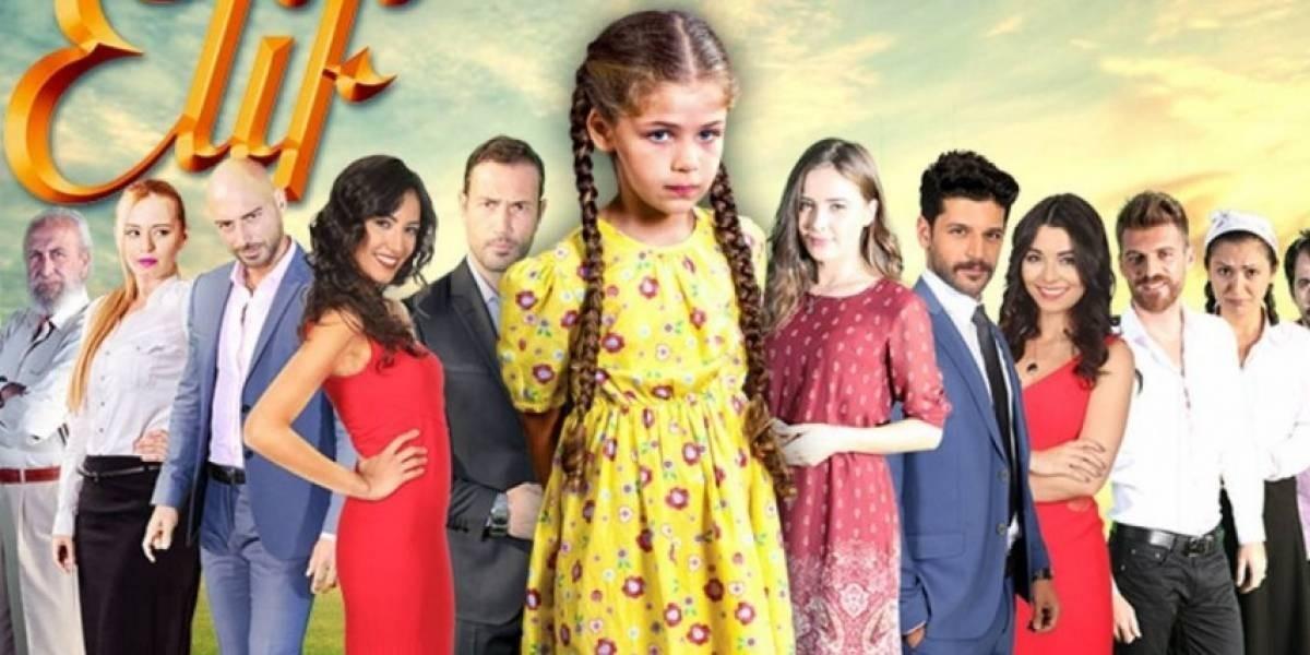 Elif Telenovela Parte 1 Y 2 Dvd Nueva Completa Audio Latino
