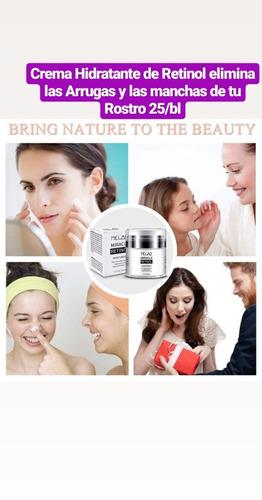 elimina las manchas y arrugas de tu rostro