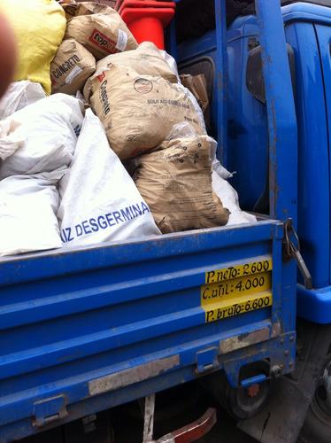 eliminación de desmonte. mudanza. limpieza azotea.