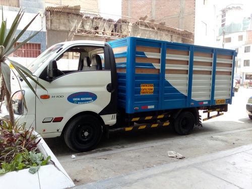 eliminacion de desmonte mudanza y taxi carga.