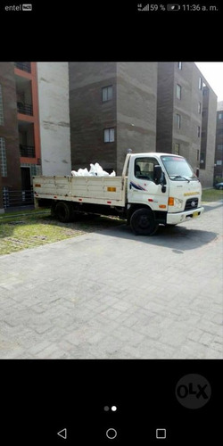 eliminación de desmonte, mudanzas, taxicarga las 24h del dia