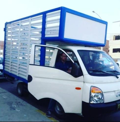 eliminación de desmonte // mudanzas y taxi carga//