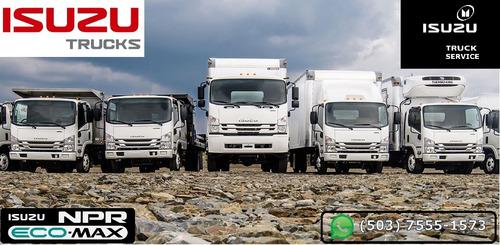 eliminación de sistemas dpf y scr en camiones isuzu